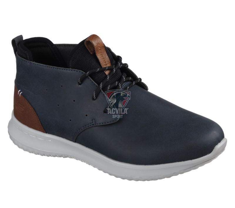 photo 0 Мужская обувь SKECHERS DELSON - CLENTON
