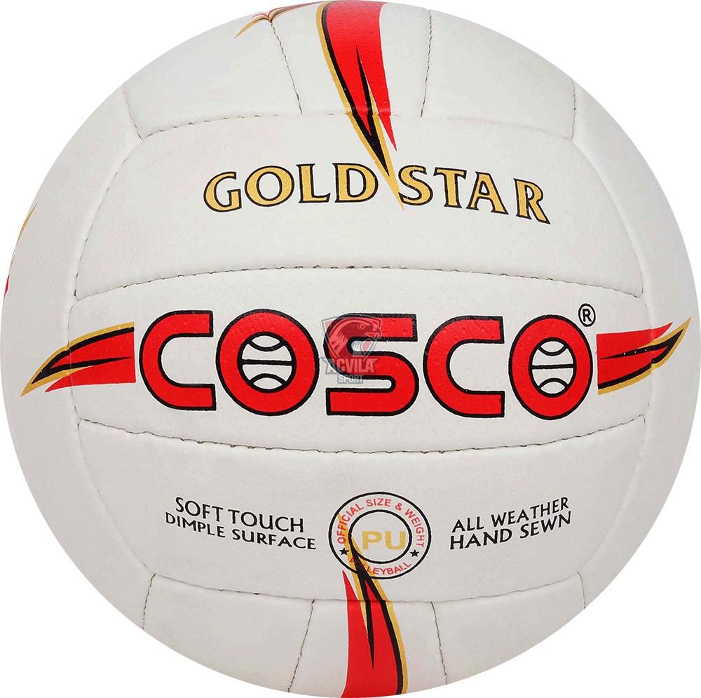 photo 0 Мяч для волейбола COSCO Gold Star №4