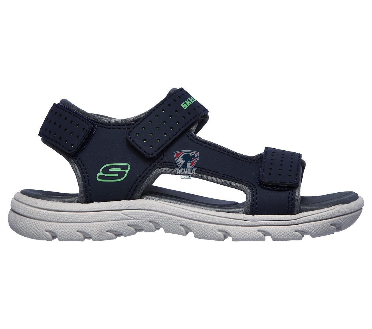 photo 2 Детская обувь SKECHERS SUPREME - RIVER BLAST