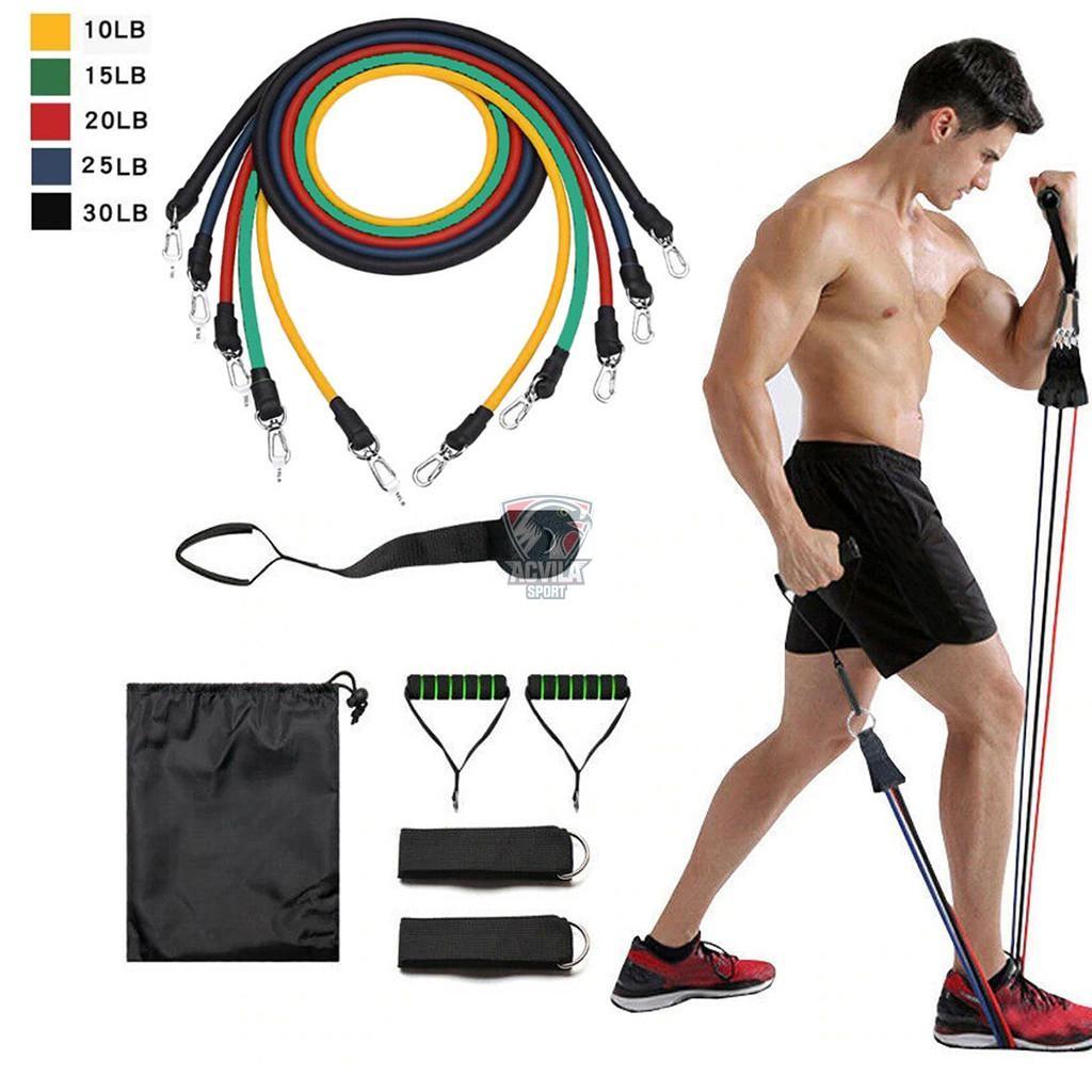 photo 0 Универсальный эспандеры для фитнеса и тренировок