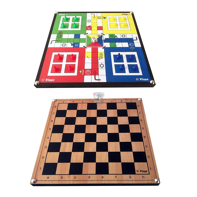 photo 3 Набор настольная игра LUDO & Шахматы