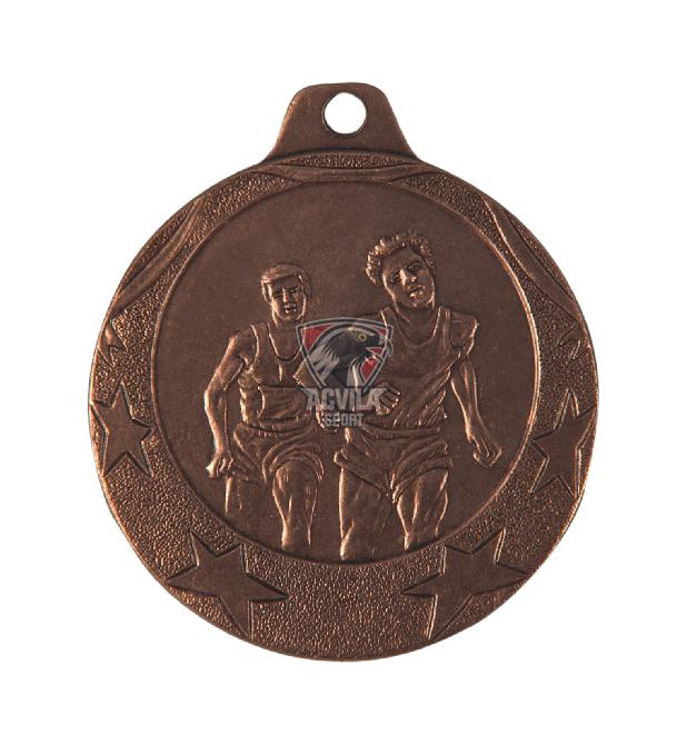photo 1 Medalii sport 40 mm, Alergare