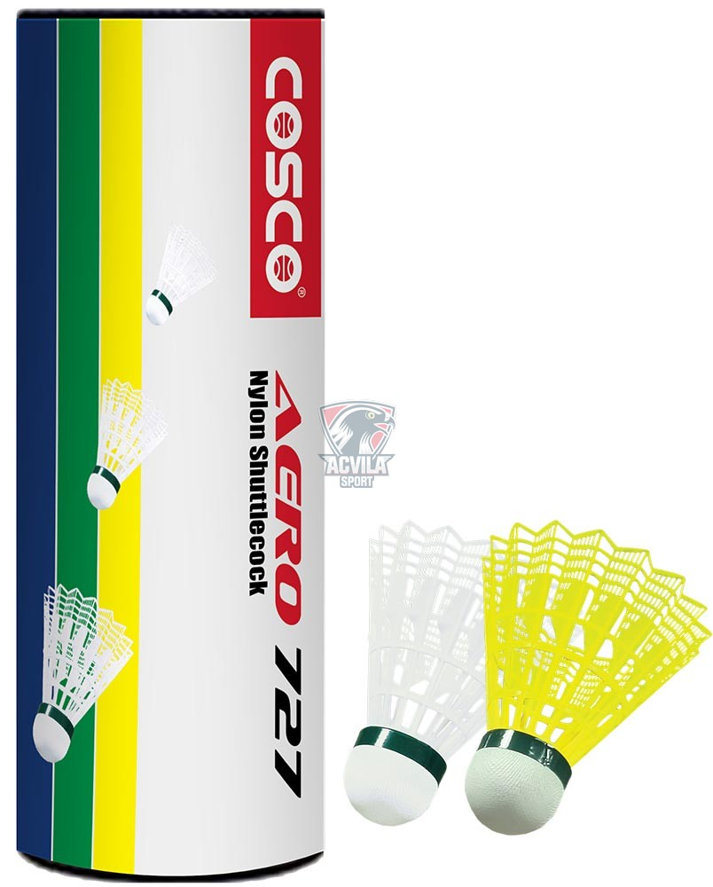 photo 0 Volan Badminton COSCO Aero 727